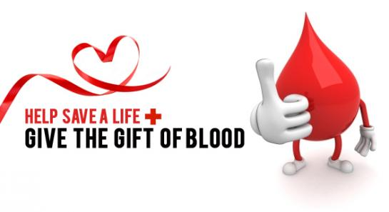 Donate Blood Image