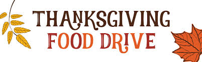 Thanksgiving Food Drive Photo