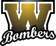 This is the Windham Bombers Logo