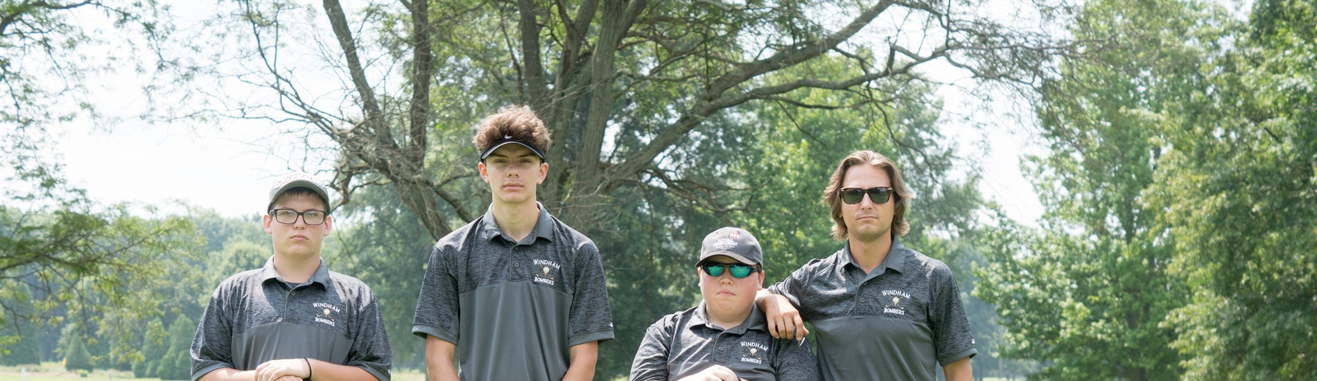 Varsity Golf (Oakway Photography)